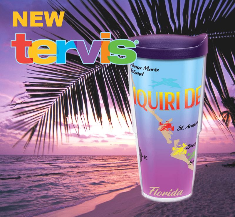 New Lifeguard Tervis Tumblers are available